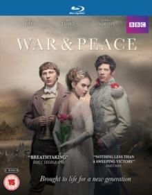 War & Peace - TV Mini-Series (BBC, 2 Blu-rays)