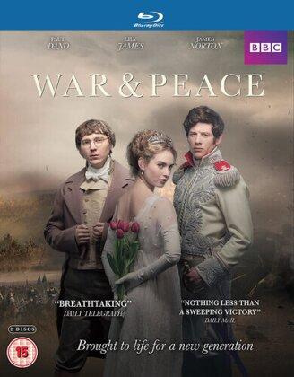 War & Peace - TV Mini-Series (BBC, 2 Blu-rays)