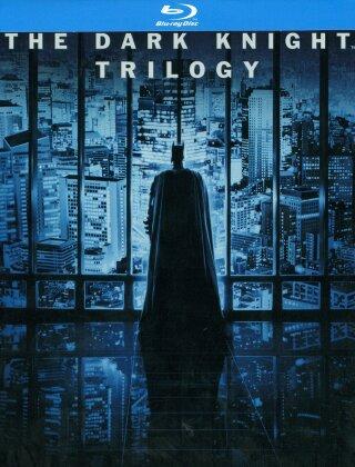 The Dark Knight Trilogy (Steelbook, 5 Blu-rays)