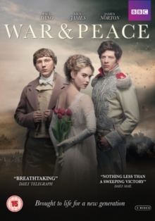War & Peace - TV Mini-Series (BBC, 2 DVDs)