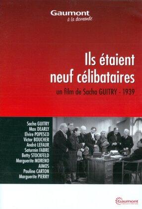 Ils étaient neuf célibataires (1939) (Collection Gaumont à la demande, s/w)