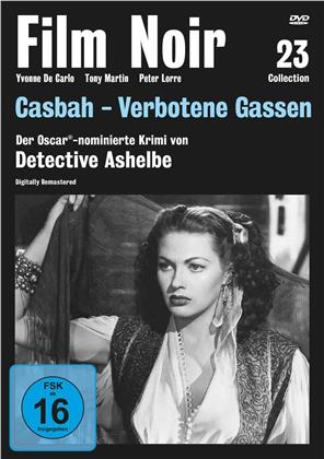 Casbash - Verbotene Gassen - (Film Noir Collection 23) (1948) (s/w)