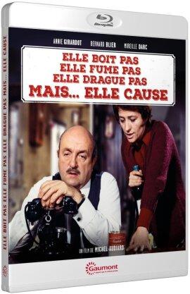 Elle boit pas, elle fume pas, elle drague pas, mais... elle cause (1970) (Collection Gaumont Découverte)