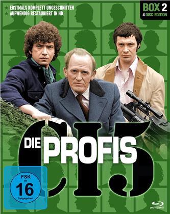 Die Profis - Box 2 (Restaurierte Fassung, Uncut, 4 Blu-rays)