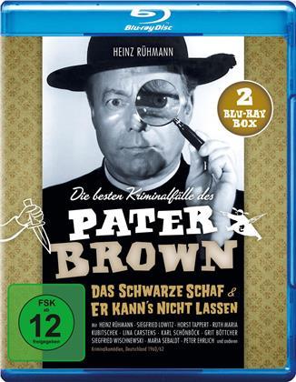 Die besten Kriminalfälle des Pater Brown (s/w, 2 Blu-rays)