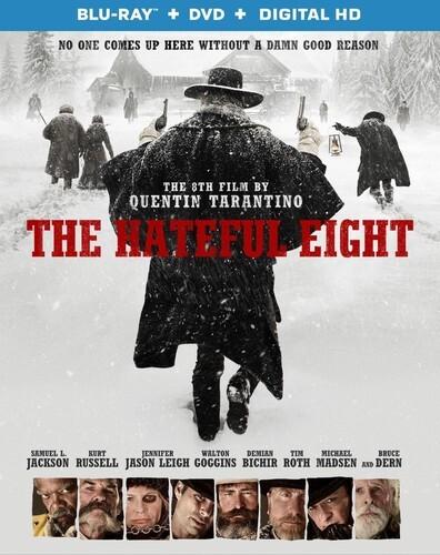 The Hateful Eight (2015) (Blu-ray + DVD)