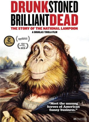 Drunk Stoned Brilliant Dead - The Story Of The (2015) (Widescreen)