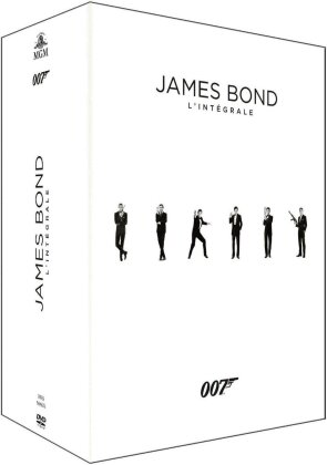 James Bond - L'Intégrale (Limited Edition, 24 DVDs)