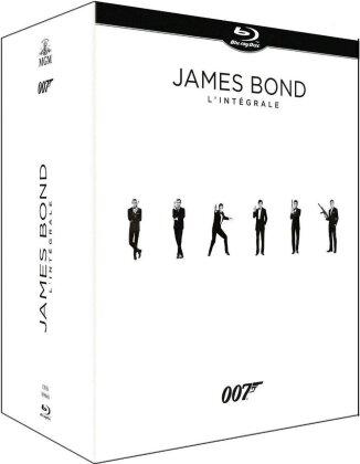 James Bond - L'Intégrale (Limited Edition, 25 Blu-rays)