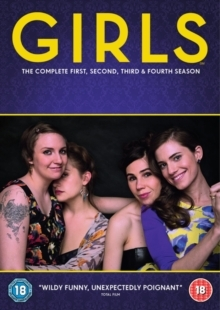 Girls - Season 1-4 (8 DVD)