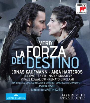 Bayerische Staatsoper, Asher Fisch, … - Verdi - La forza del destino (Sony Classical, Unitel Classica)