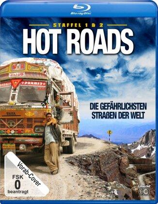Hot Roads - Die gefährlichsten Strassen der Welt - Staffel 1 & 2 (2 Blu-rays)