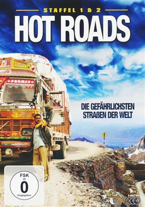 Hot Roads - Die gefährlichsten Strassen der Welt - Staffel 1 & 2 (3 DVDs)