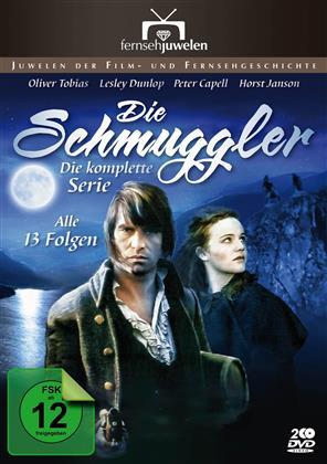 Die Schmuggler - Die Komplette Serie (Fernsehjuwelen, 2 DVDs)