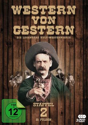 Western von Gestern - Staffel 2 (s/w, 3 DVDs)