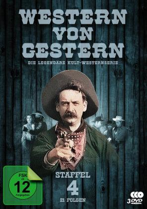 Western von Gestern - Staffel 4 (3 DVDs)