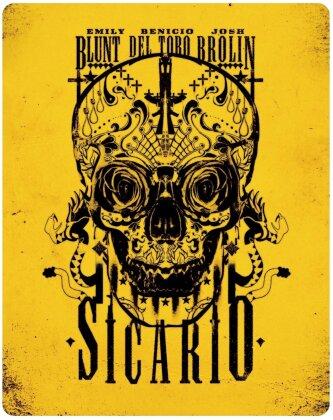 Sicario (2015) (Steelbook)
