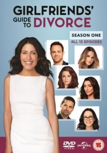 Girlfriend's Guide to Divorce - Season 1 (3 DVDs)