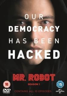 Mr. Robot - Season 1 (3 DVDs)