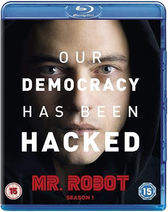 Mr. Robot - Season 1 (3 Blu-rays)