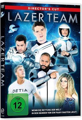 Lazer Team (2015) (Director's Cut)