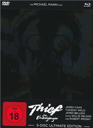 Thief - Der Einzelgänger (1981) (Ultimate Edition, 2 Blu-rays + 3 DVDs)