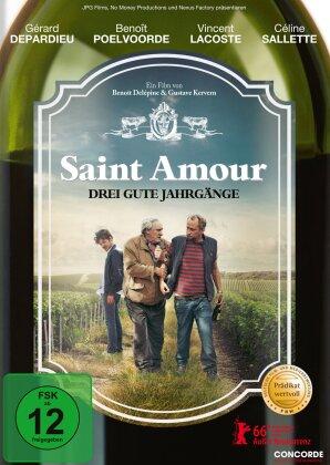 Saint Amour- Drei gute Jahrgänge (2016)