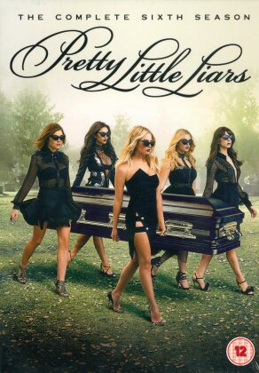 Pretty Little Liars - Season 6 (5 DVDs)