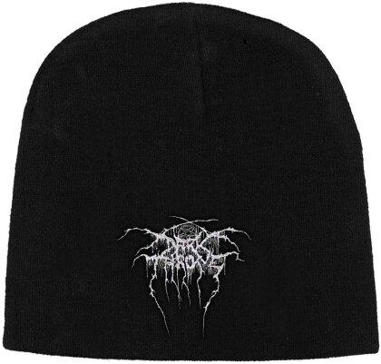 Darkthrone Unisex Beanie Hat - Logo