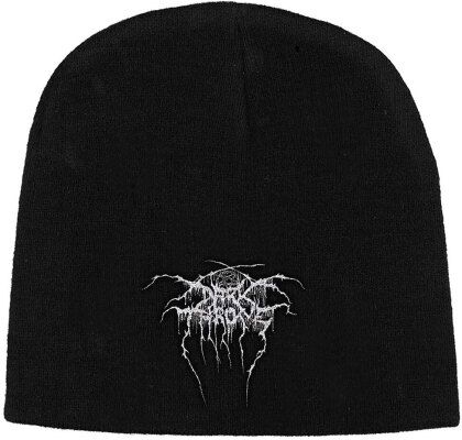 Darkthrone Unisex Beanie Hat - Logo