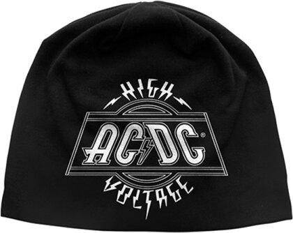 AC/DC - High Voltage Mütze