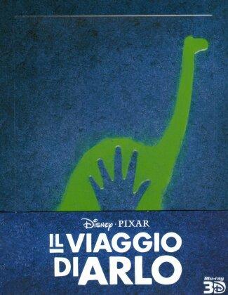 Il viaggio di Arlo (2015) (Limited Edition, Steelbook, Blu-ray 3D + Blu-ray)