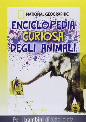 Enciclopedia curiosa degli animali (National Geographic, 3 DVDs)