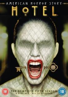 American Horror Story - Hotel - Season 5 (4 DVDs)
