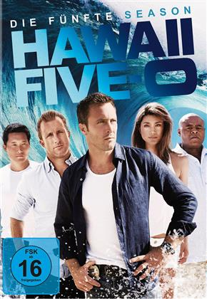 Hawaii Five-O - Staffel 5 (2010) (6 DVDs)