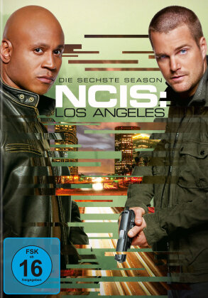 NCIS - Los Angeles - Staffel 6 (6 DVDs)