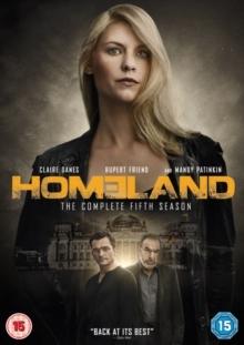 Homeland - Season 5 (4 DVDs)