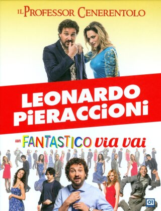 Il professor Cenerentolo / Un fantastico via vai (2 Blu-ray)
