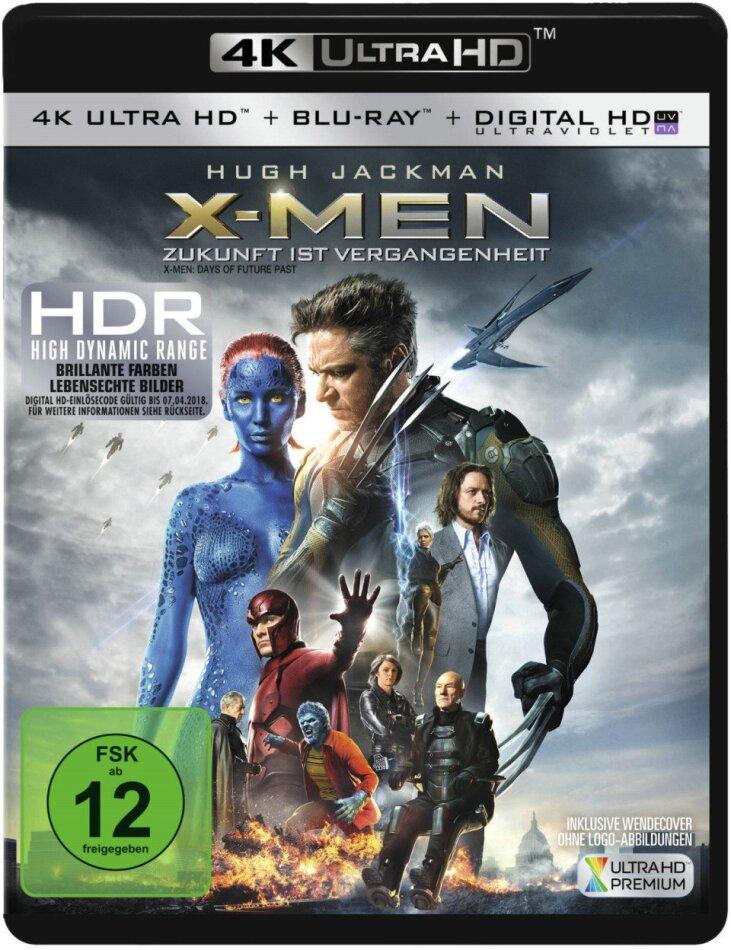 X-Men: Zukunft ist Vergangenheit (2014) (4K Ultra HD + Blu-ray)