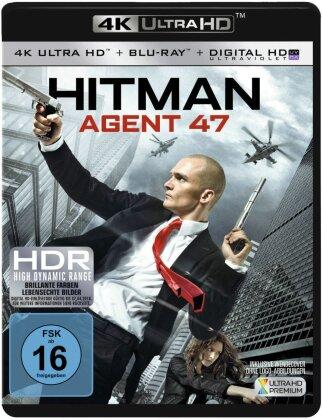 Hitman - Agent 47 (2015) (4K Ultra HD + Blu-ray)