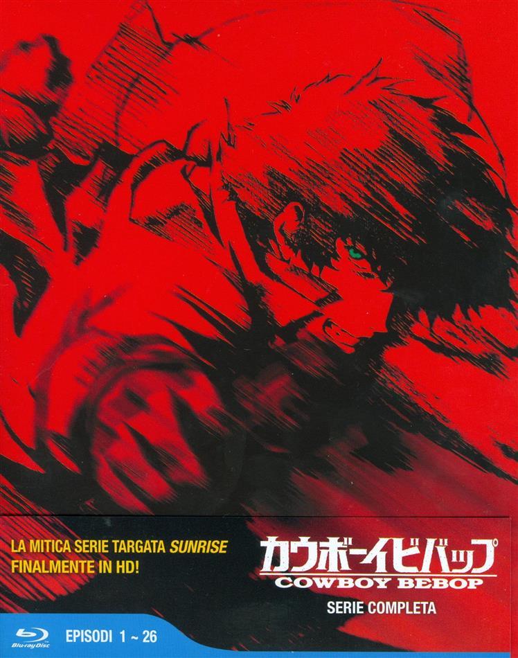 Cowboy Bebop - La serie completa (5 Blu-rays)