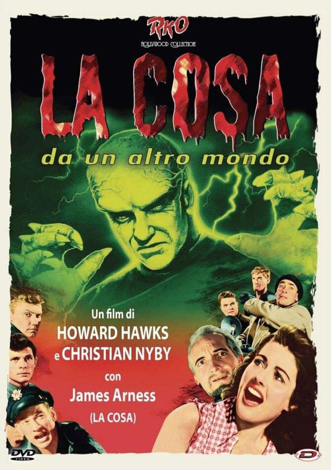 La Cosa da un Altro Mondo (1951) (s/w)
