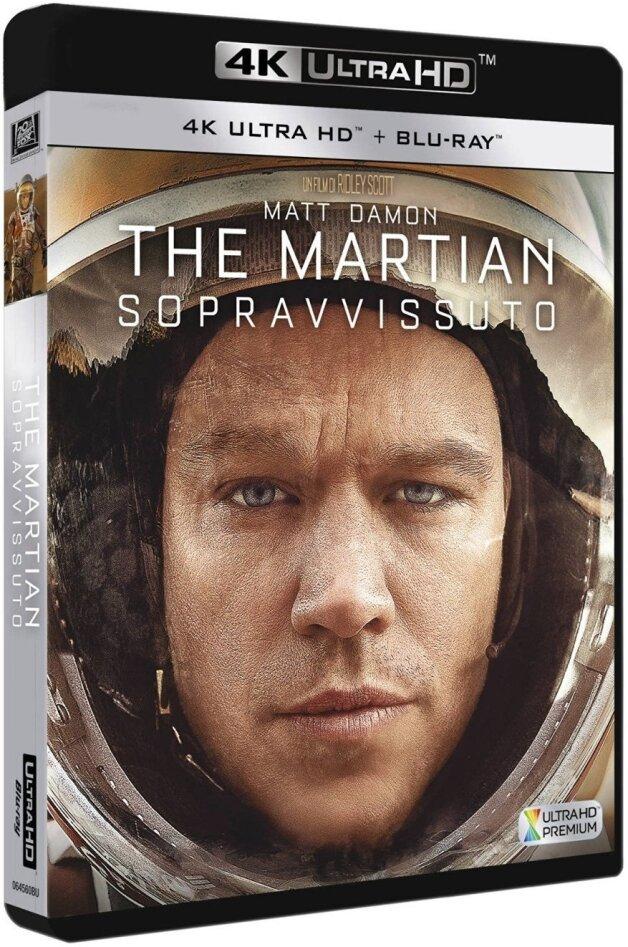 The Martian - Sopravvissuto (2015) (4K Ultra HD + Blu-ray)