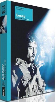 Lenny (1974) (s/w, Blu-ray + DVD + Buch)