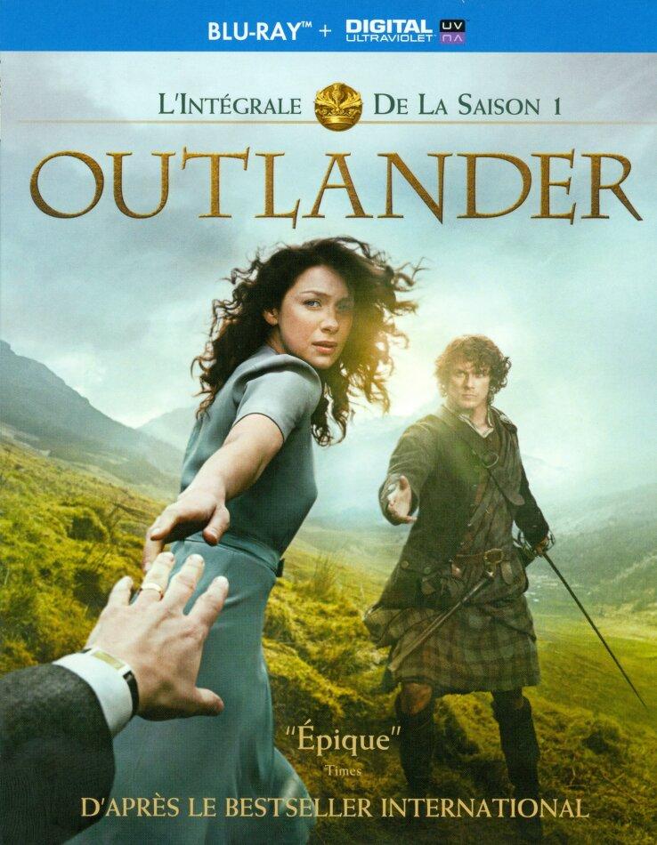 Outlander - Saison 1 (5 Blu-rays)