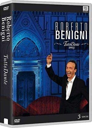 Roberto Benigni - Tutto Dante - Vol. 12 - Canto XXXII, XXXIII, XXXIV Inferno (3 DVDs)