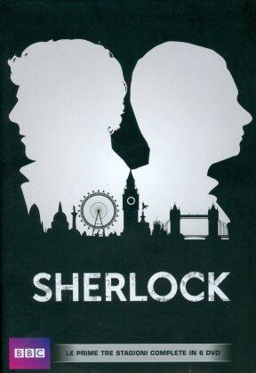 Sherlock - Stagione 1-3 (BBC, 6 DVDs)