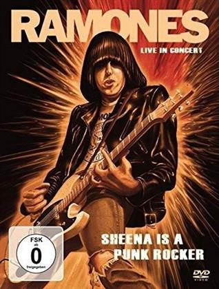 Ramones - Sheena is a Punkrocker (Inofficial)