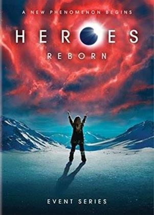Heroes Reborn - Event Series (4 DVDs)