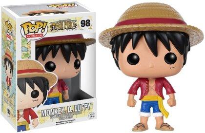 One Piece: Luffy POP! 98 - Vinyl Figur
